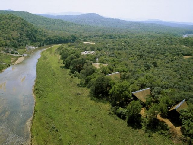 Mkuze Falls Safari Lodge