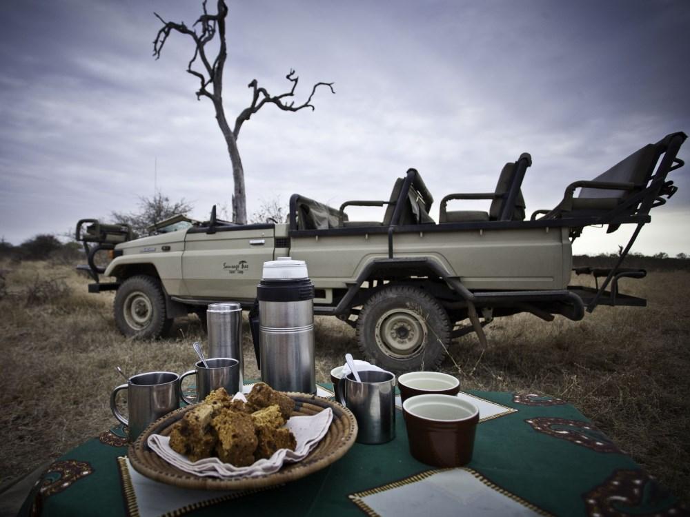 Sausage Tree Safari Camp