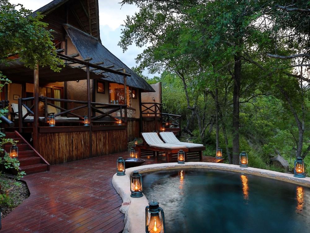Lukimbi Safari Lodge